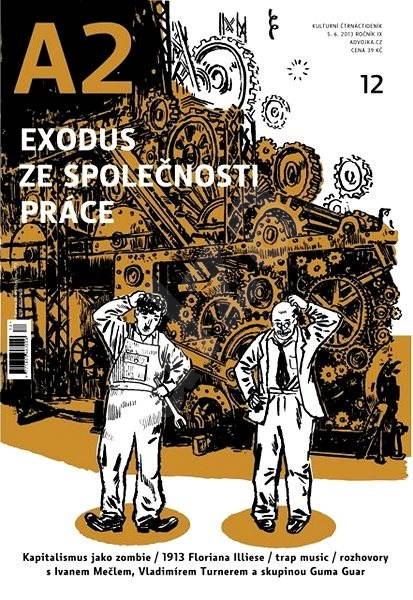 A2 kulturní čtrnáctideník - 12/2013 - Elektronický časopis