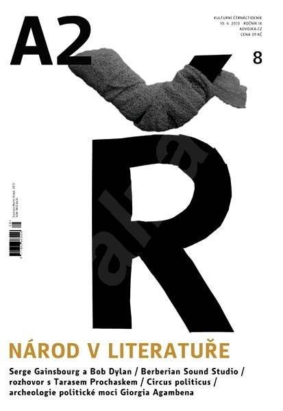 A2 kulturní čtrnáctideník - 08/2013 - Elektronický časopis