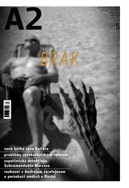 A2 kulturní čtrnáctideník - 05/2013 - Elektronický časopis