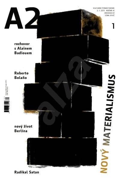 A2 kulturní čtrnáctideník - 01/2013 - Elektronický časopis