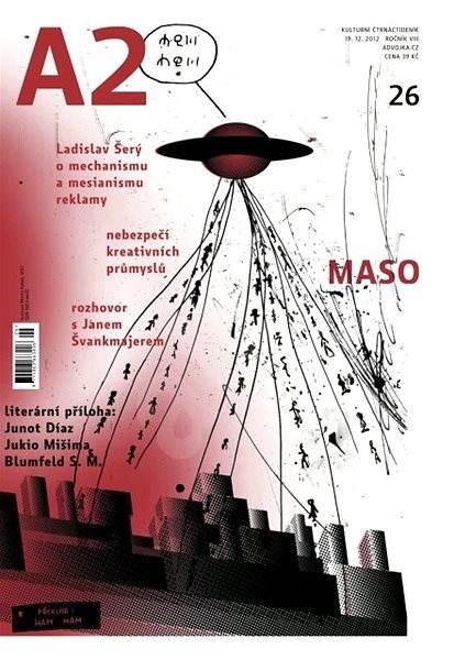 A2 kulturní čtrnáctideník - 26/2012 - Elektronický časopis