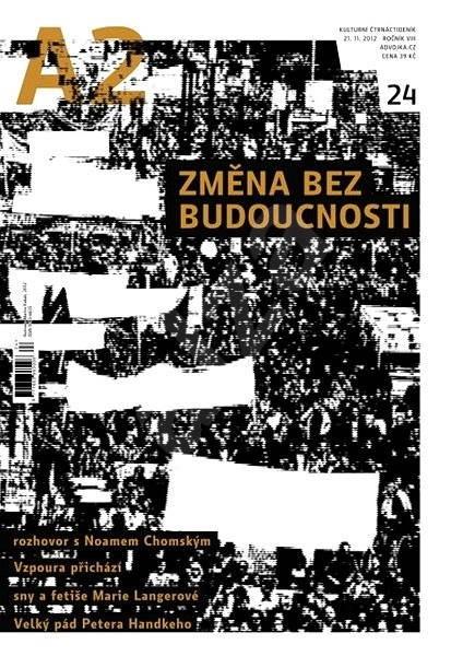 A2 kulturní čtrnáctideník - 24/2012 - Digital Magazine