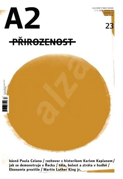 A2 kulturní čtrnáctideník - 23/2012 - Digital Magazine