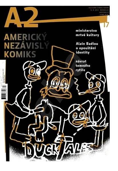 A2 kulturní čtrnáctideník - 17/2012 - Digital Magazine