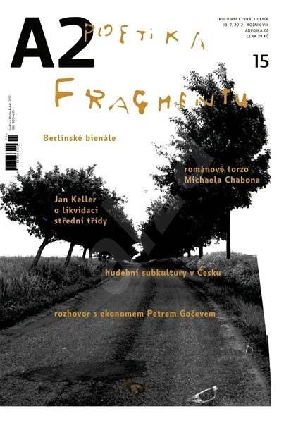 A2 kulturní čtrnáctideník - 15/2012 - Elektronický časopis