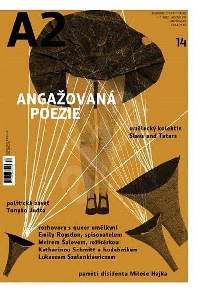 A2 kulturní čtrnáctideník - 14/2012 - Digital Magazine