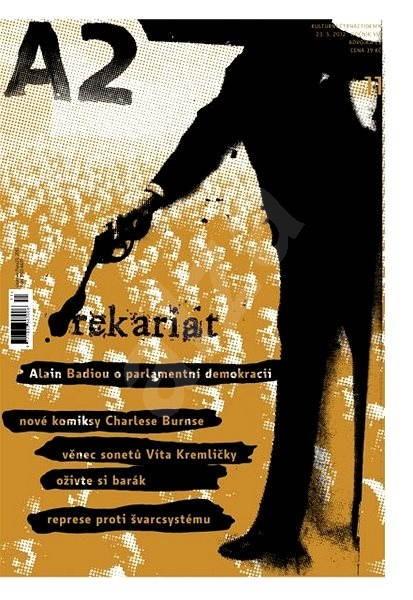 A2 kulturní čtrnáctideník - 11/2012 - Elektronický časopis