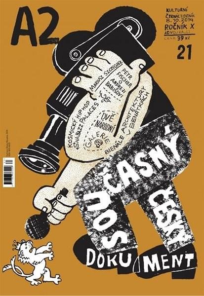 A2 kulturní čtrnáctideník - 21/2014 - Elektronický časopis
