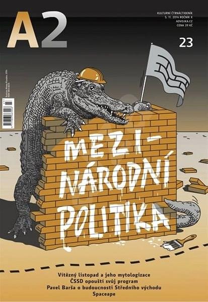 A2 kulturní čtrnáctideník - 23/2014 - Elektronický časopis