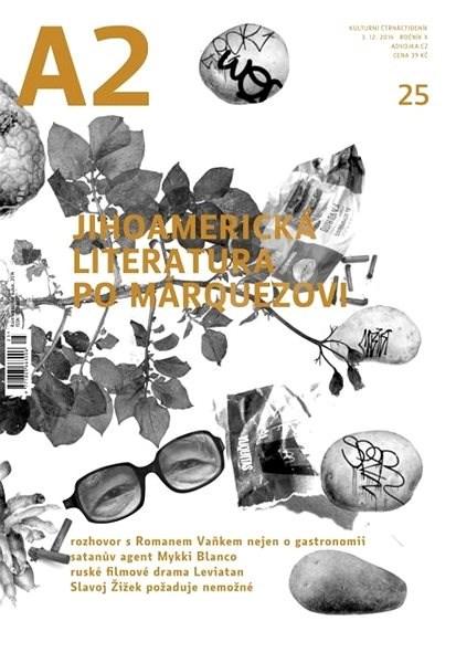 A2 kulturní čtrnáctideník - 25/2014 - Digital Magazine