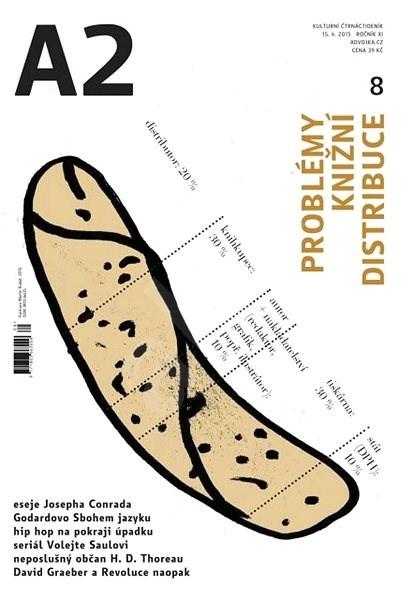 A2 kulturní čtrnáctideník - 8/2015 - Digital Magazine