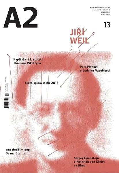 A2 kulturní čtrnáctideník - 13/2015 - Elektronický časopis