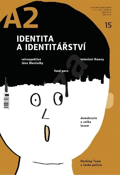 A2 kulturní čtrnáctideník - 15/2015 - Elektronický časopis