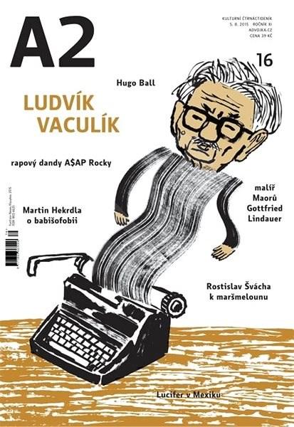 A2 kulturní čtrnáctideník - 16/2015 - Elektronický časopis