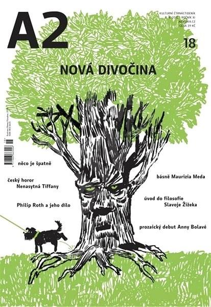 A2 kulturní čtrnáctideník - 18/2015 - Elektronický časopis