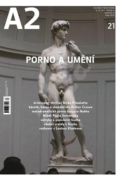 A2 kulturní čtrnáctideník - 21/2015 - Digital Magazine