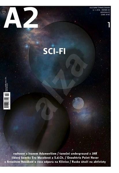A2 kulturní čtrnáctideník - 1/2016 - Elektronický časopis