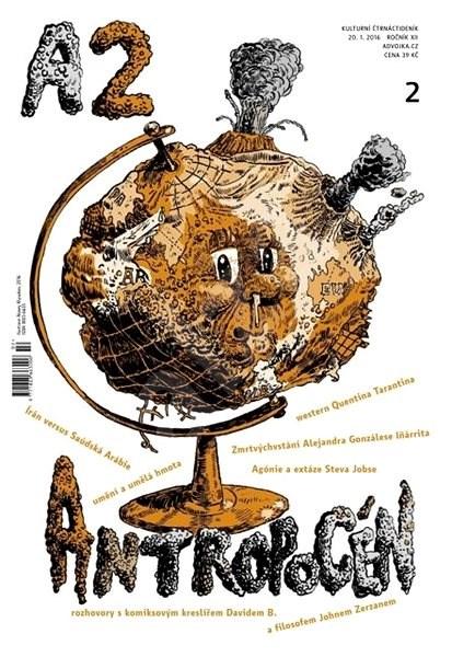 A2 kulturní čtrnáctideník - 2/2016 - Elektronický časopis