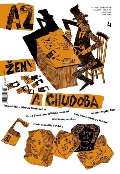 A2 kulturní čtrnáctideník - 4/2016 - Elektronický časopis