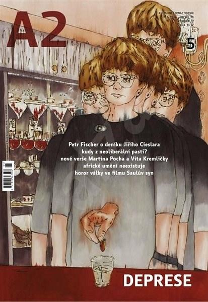 A2 kulturní čtrnáctideník - 5/2016 - Elektronický časopis