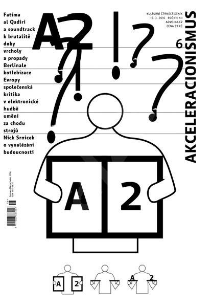 A2 kulturní čtrnáctideník - 6/2016 - Elektronický časopis