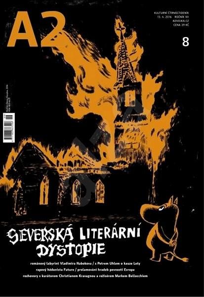 A2 kulturní čtrnáctideník - 8/2016 - Elektronický časopis