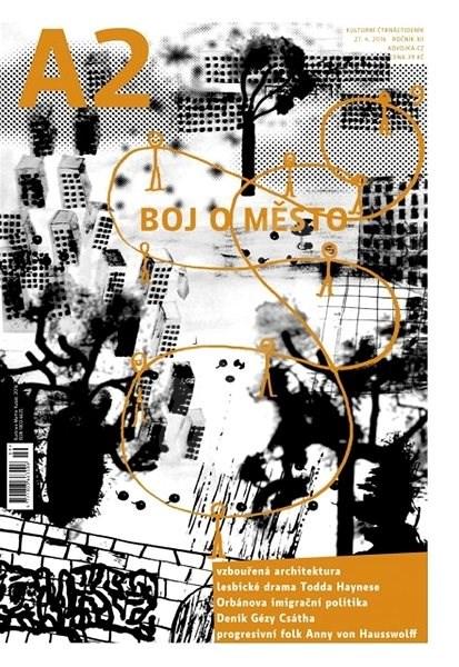 A2 kulturní čtrnáctideník - 9/2016 - Elektronický časopis