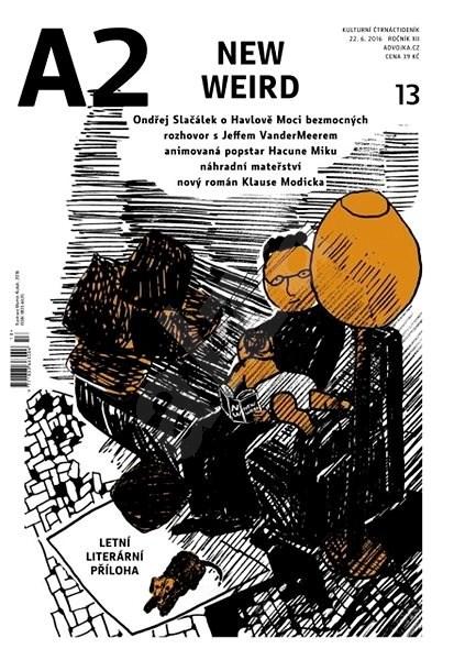A2 kulturní čtrnáctideník - 13/2016 - Elektronický časopis