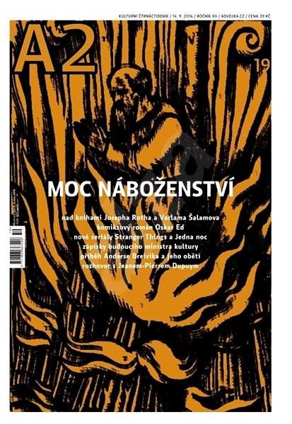 A2 kulturní čtrnáctideník - 19/2016 - Elektronický časopis