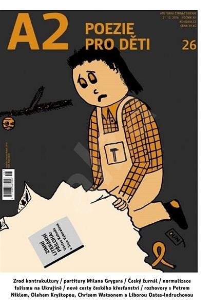 A2 kulturní čtrnáctideník - 26/2016 - Elektronický časopis