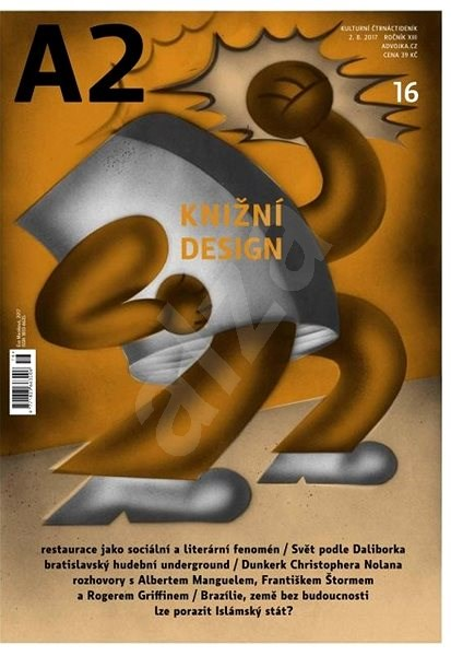 A2 kulturní čtrnáctideník - 16/2017 - Elektronický časopis
