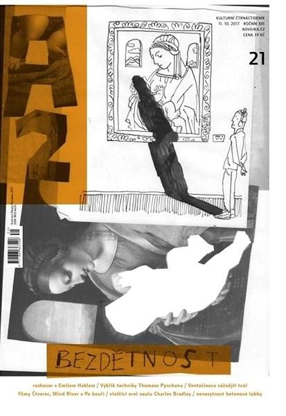 A2 kulturní čtrnáctideník - 21/2017 - Elektronický časopis