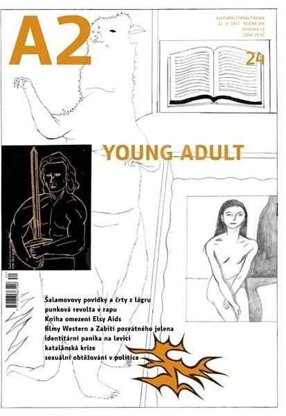 A2 kulturní čtrnáctideník - 24/2017 - Elektronický časopis