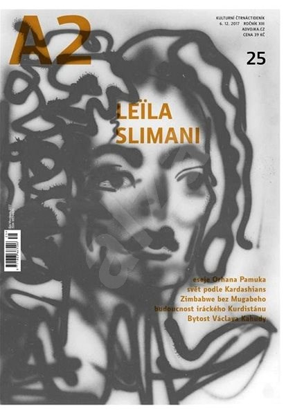 A2 kulturní čtrnáctideník - 25/2017 - Elektronický časopis