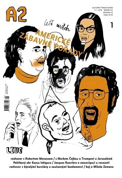 A2 kulturní čtrnáctideník - 01/2018 - Elektronický časopis