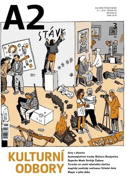 A2 kulturní čtrnáctideník - 03/2018 - Elektronický časopis