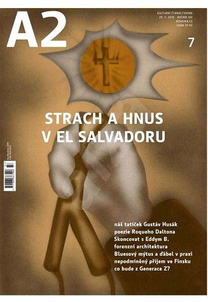 A2 kulturní čtrnáctideník - 07/2018 - Elektronický časopis
