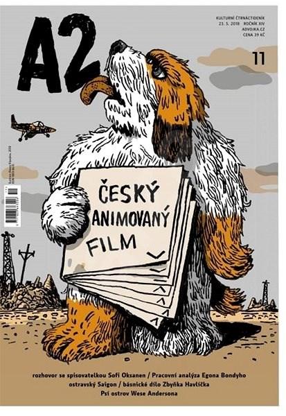 A2 kulturní čtrnáctideník - 11/2018 - Elektronický časopis