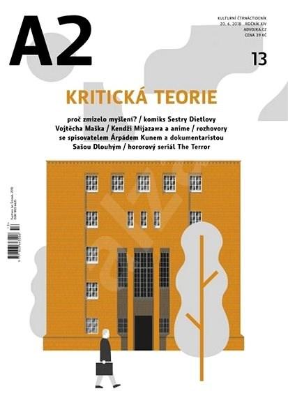 A2 kulturní čtrnáctideník - 13/2018 - Elektronický časopis