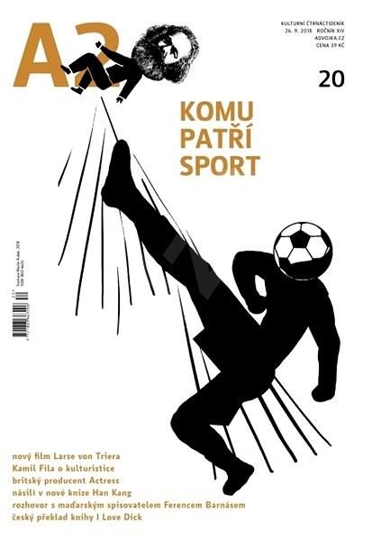 A2 kulturní čtrnáctideník - 20/2018 - Elektronický časopis