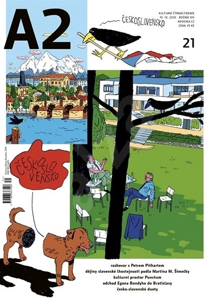 A2 kulturní čtrnáctideník - 21/2018 - Elektronický časopis