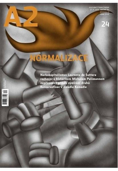 A2 kulturní čtrnáctideník - 24/2018 - Elektronický časopis