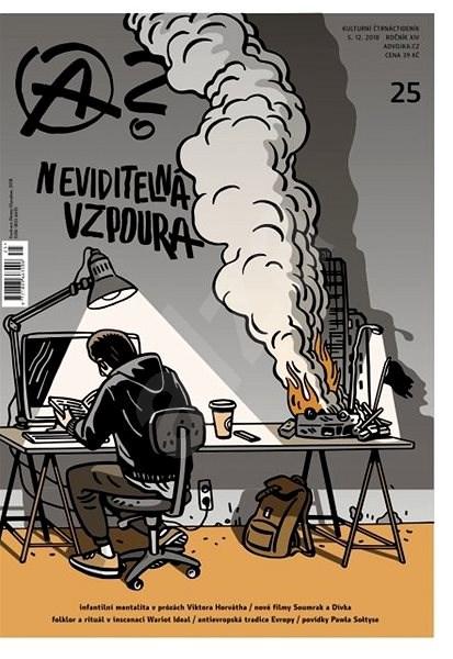 A2 kulturní čtrnáctideník - 25/2018 - Elektronický časopis