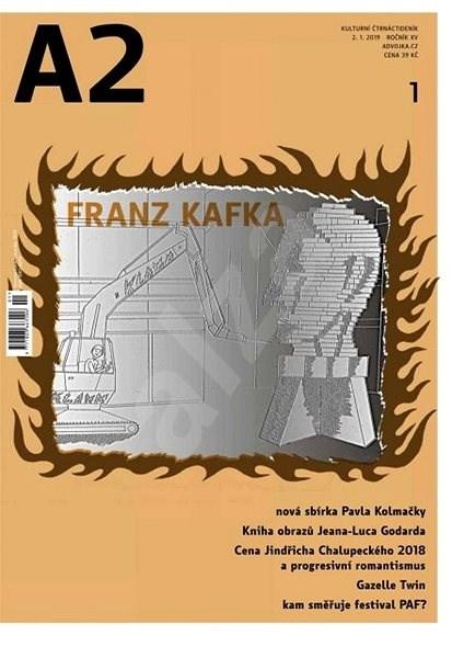 A2 kulturní čtrnáctideník - 1/2019 - Elektronický časopis