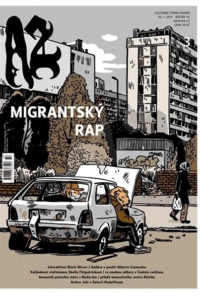 A2 kulturní čtrnáctideník - 3/2019 - Elektronický časopis