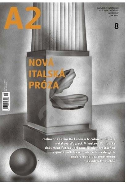 A2 kulturní čtrnáctideník - 08/2019 - Elektronický časopis
