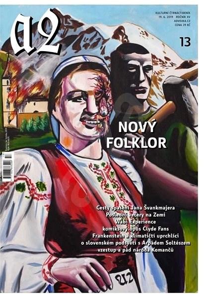 A2 kulturní čtrnáctideník - 13/2019 - Elektronický časopis