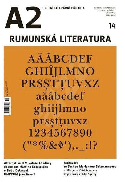 A2 kulturní čtrnáctideník - 14/2019 - Elektronický časopis