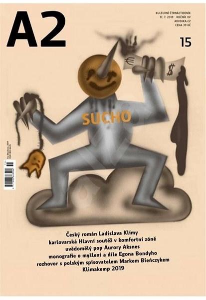 A2 kulturní čtrnáctideník - 15/2019 - Elektronický časopis