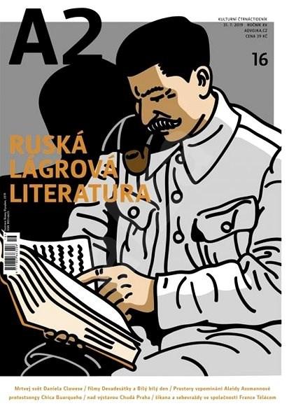 A2 kulturní čtrnáctideník - 16/2019 - Elektronický časopis